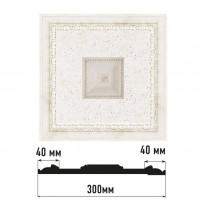 Декоративное панно Decomaster D31-40 (300*300*32)