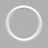 Розетка потолочная DECOMASTER 80204/20 (внешний диаметр 363мм, внутренний - 280мм)