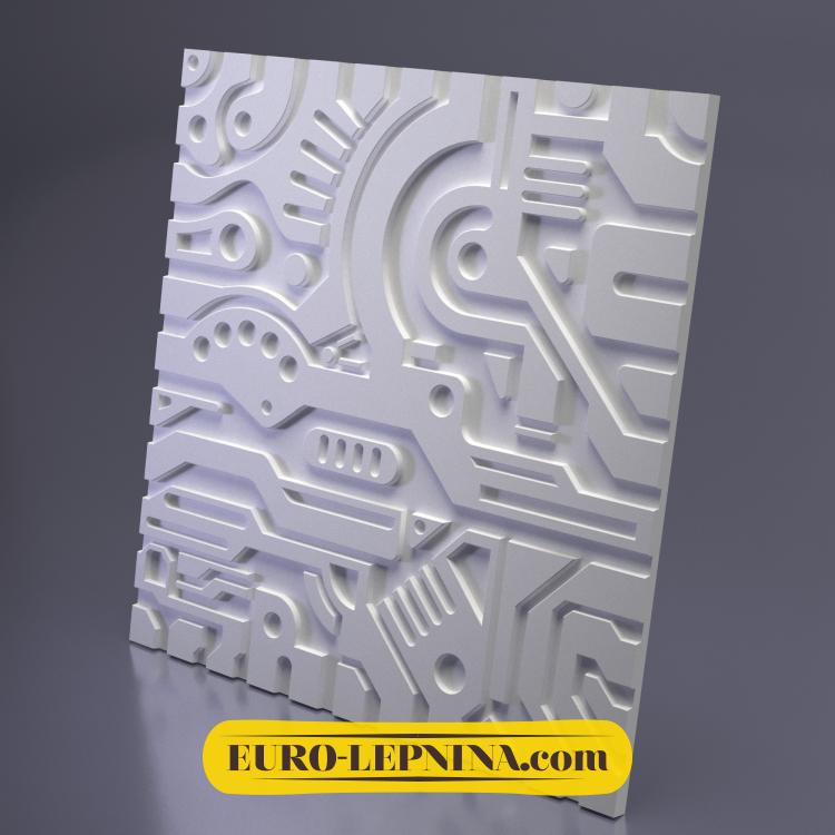 3D Панель EX-MACHINA B M-0050 Artpole