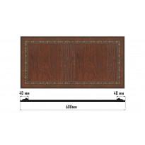 Декоративное панно Decomaster D3060-2 (600*300*18)