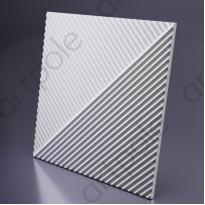 3D Панель FIELDS 1 platinum D-0008-1-pl Artpole