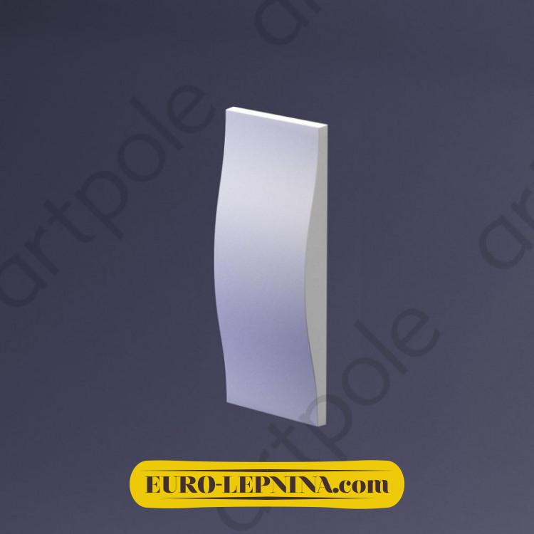 3D Панель Elementary STREAM small E-0049 Artpole
