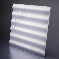 3D Панель HILLS platinum M-0032-pl Artpole
