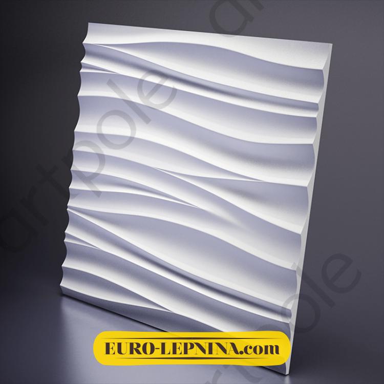 3D Панель SILK 2 platinum D-0002-2-pl Artpole