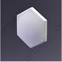 3D Панель Elementary HEKSA-alfa E-0003 Artpole