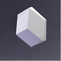 3D Панель Elementary CUBE-solo E-0021 Artpole